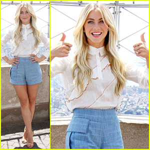 Julianne Hough Ate Elephant Poop with Bear Grylls!