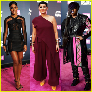 Kelly Rowland, Nelly Furtado & More Help Tribute Missy Elliott At VH1 Hip Hop Honors 2016!