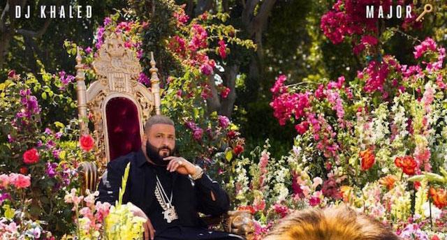 DJ Khaled: 'Major Key' Album Stream & Download – Listen Now! | DJ Khaled, First Listen, Music ...
