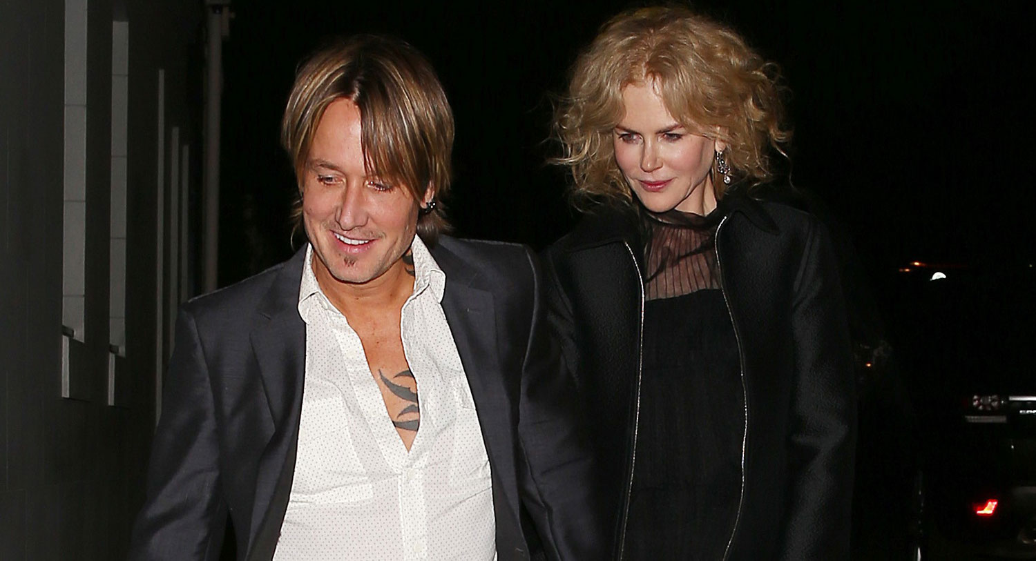 Nicole Kidman Keith Urban Anniversary: Nicole Kidman & Keith Urban Celebrate Their 10th