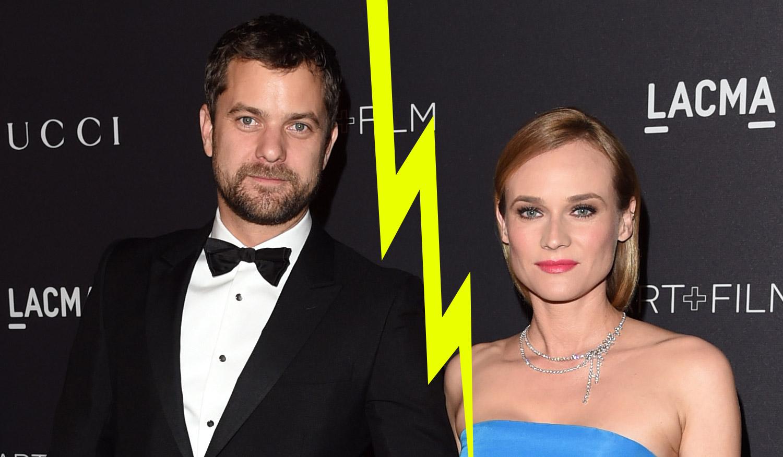 Diane Kruger Joshua Jackson Split After 10 Years Together Just Jared