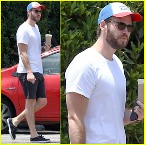 Liam Hemsworth Steps Out After Spending Holiday Weekend With Miley Cyrus