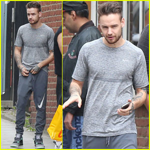 Liam Payne Heads to the Studio After Announcing Solo Record Deal