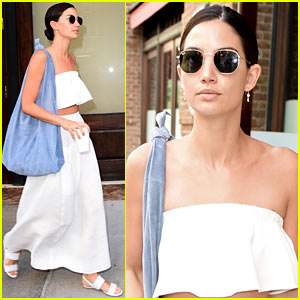 Lily Aldridge's Daughter Dixie Wants to Be a Disney Princess!
