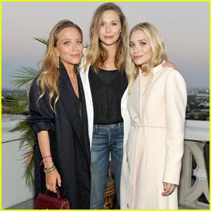 Mary-Kate & Ashley Olsen Get