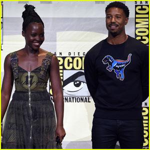 Michael B. Jordan & Lupita Nyong'o Join the Cast of 'Black Panther'