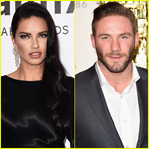 New Couple Alert! Adriana Lima & NFL's Julian Edelman Are Dating