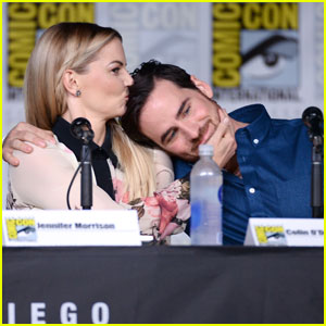 'Once Upon a Time' Cast Talks Season Six at Comic-Con 2016