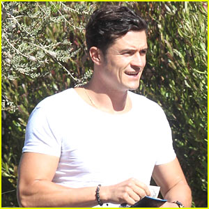 Orlando Bloom Congratulated Ex Miranda Kerr on Her Engagement