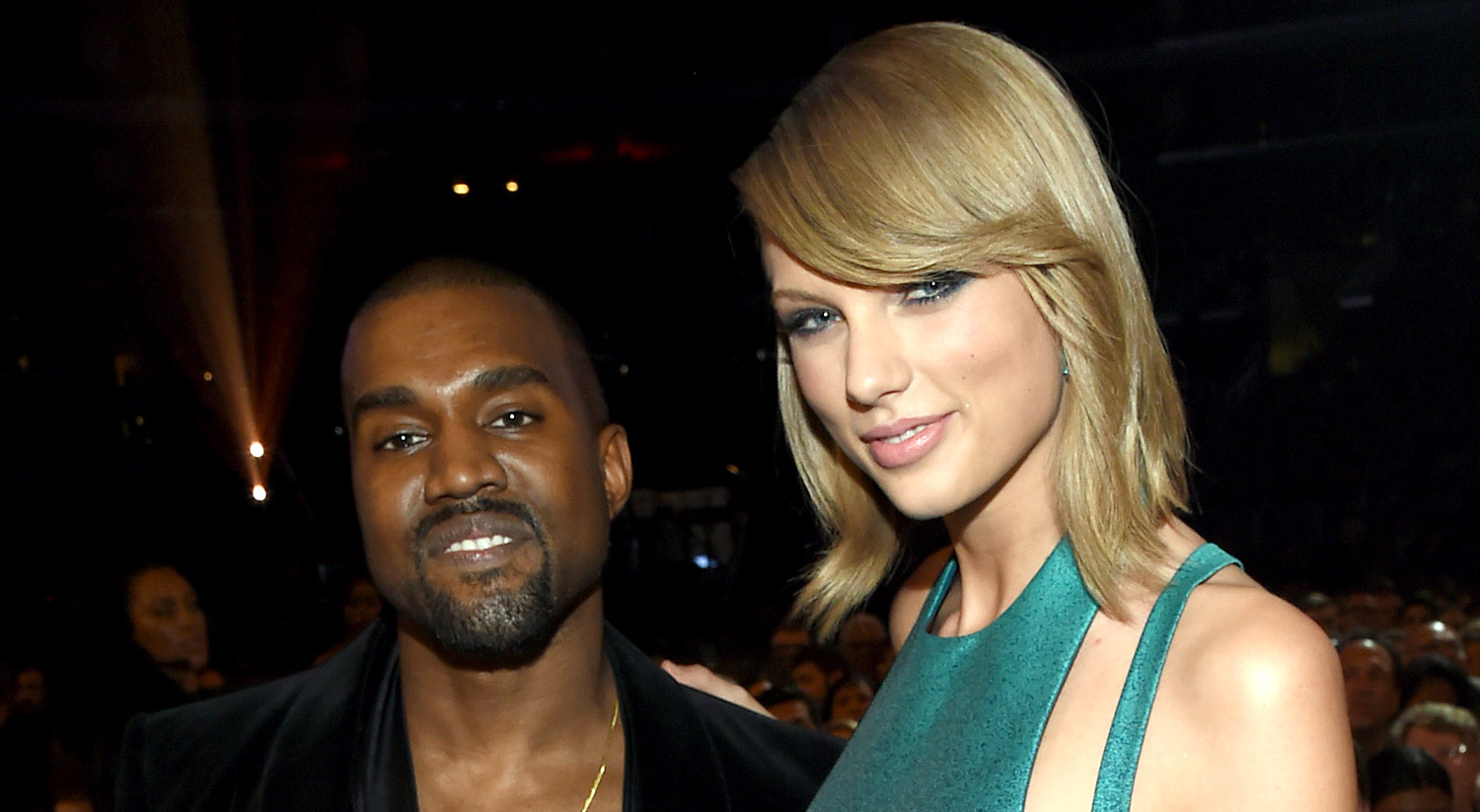 Leaked Audio Catches Kanye West Calling Taylor Swift a Horrible Name