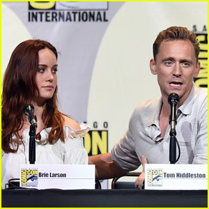 Tom Hiddleston & Brie Larson Bring 'Kong: Skull Island' to Comic-Con 2016