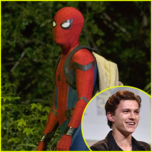Tom Holland Got A Note From Chris Hemsworth After 'Spider-Man' Casting