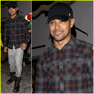 Wilmer Valderrama Celebrates His Mom's Birthday with Family Party!