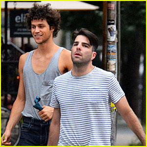 Zachary Quinto & Miles McMillan Have 'No Immediate Plans' to Get Married