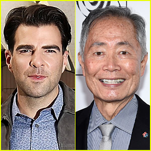 Zachary Quinto Reacts to George Takei's Gay Sulu Comments