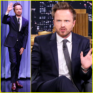 Aaron Paul Is Obsessed With Netflix's 'Stranger Things'!