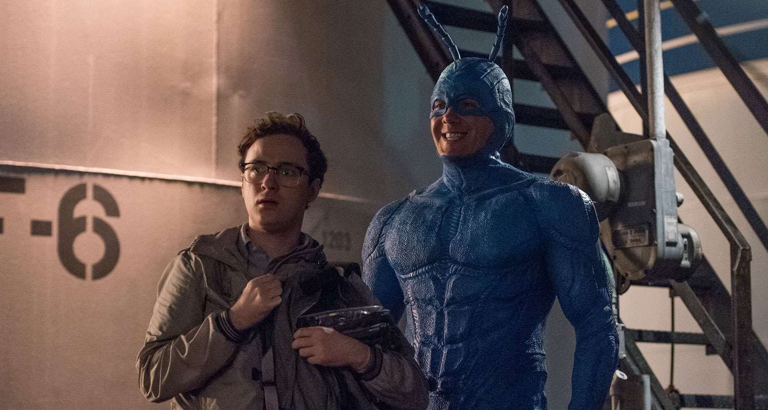 Amazon's 'The Tick' Pilot Gets First Photos Featuring ...