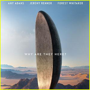 Amy Adams Stars in 'Arrival' Full Trailer - Watch Now!