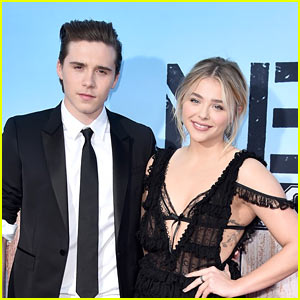 Brooklyn Beckham Plays Photographer for GF Chloe Moretz While on Beach Date
