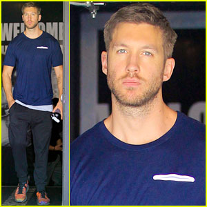 Calvin Harris Has a 'Serious Question' For You in This New Snapchat Video
