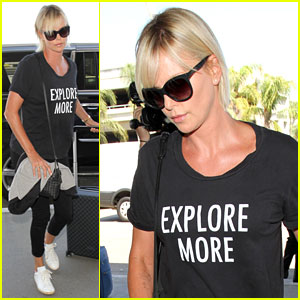 Charlize Theron To Be Honored at amfAR's Inspiration Gala 2016