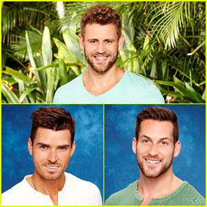 Chris Harrison Explains Why Nick Viall Was Named 'The Bachelor' Over Luke & Chase