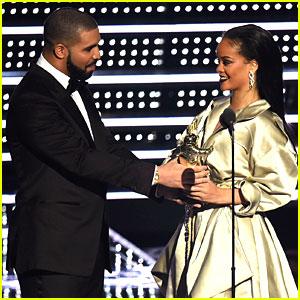 Drake Professes Love for Rihanna During VMAs Speech (Video)