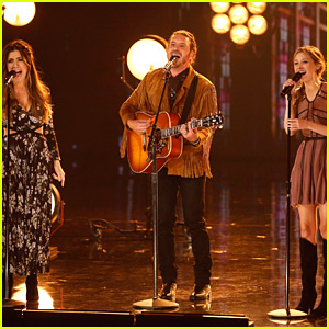 Edgar Family Band Covers Rascal Flatts for 'AGT' Semi-Finals!