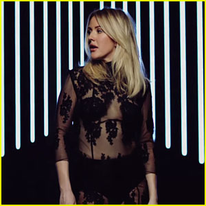 Ellie Goulding Drops 'Still Falling For You' Video Featuring 'Bridget Jones' Footage!