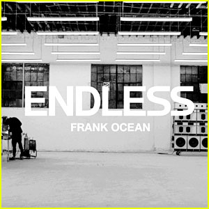 Frank Ocean: 'Endless' Film Stream, Download, & Track List!