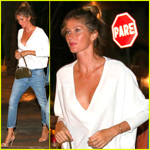 Gisele Bundchen Praises Olympic Athletes After Rio Olympics