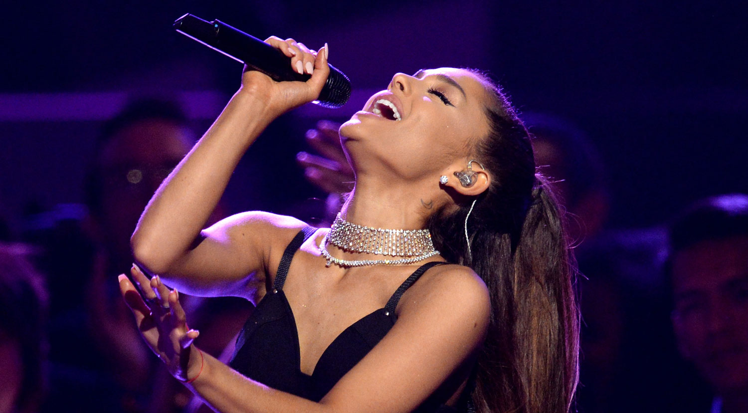 Ariana Grande Drops Two New Songs – Listen Now! | Ariana ...