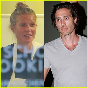 Gwyneth Paltrow & Boyfriend Brad Falchuk Celebrate Cameron Diaz's Birthday!