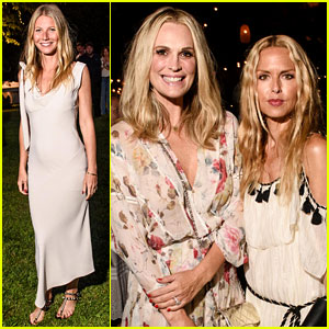 Gwyneth Paltrow Celebrates Summer in the Hamptons with Goop