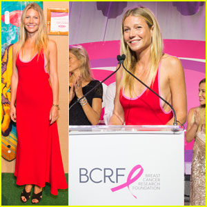 Gwyneth Paltrow Hosts Hamptons Paddle & Party For Pink Party