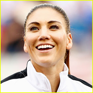 Hope Solo Releases Statement After Soccer Suspension