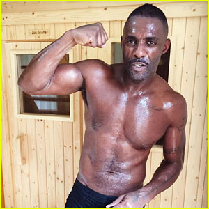 Idris Elba Trains to Be a Professional Boxer for New Docu-Series
