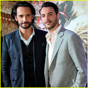 Jack Huston & Rodrigo Santoro Team Up To Bring 'Ben-Hur' To Brazil!