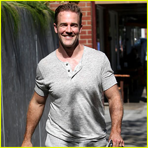 james van der beek scary movie