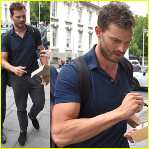 Jamie Dornan's 2 Kids May Influence Future Roles He Takes On