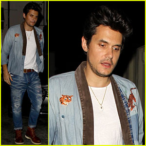 John Mayer Thinks of Himself as a 'Pedal Geek'