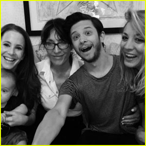 Kaley Cuoco Had a Reunion With the '8 Simple Rules' Cast!