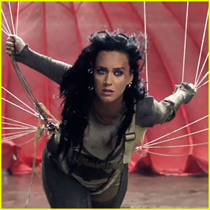 Katy Perry: 'Rise' Music Video - WATCH NOW!