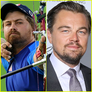 Leonardo DiCaprio's Doppelganger is Olympic Archer Brady Ellison!