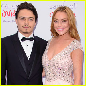 Lindsay Lohan Gives Interview About Egor Tarabasov Relationship: 'I'm Scared of What Egor Might Do'