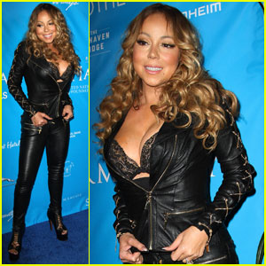 Mariah Carey Dishes Details on Her 'Empire' Character!