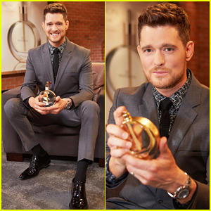 Michael Bublé Debuts New Song 'My Kind of Girl' - Stream & Lyrics!