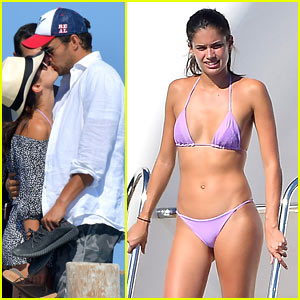Model Sara Sampaio Enjoys PDA-Filled Vacation with Boyfriend Oliver Ripley