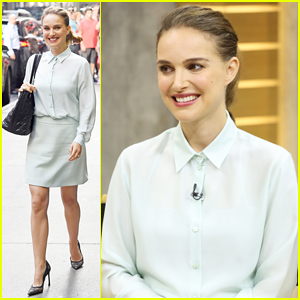 Natalie Portman Says It Was 'Empowering' To Write, Direct & Star In 'A Tale of Love and Darkness'!