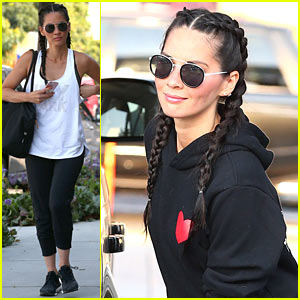 Olivia Munn Gets Ready for National Dog Day While Wearing an Animal Hat